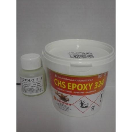 Epoxidová dvousložková živice CHS EPOXY 324